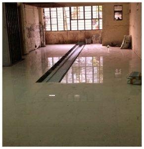 Yavasura Floor Incline
