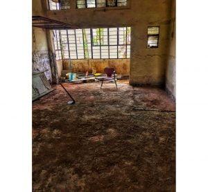 Yavasura floor repair